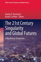 The 21st Century Singularity and Global Futures PDF