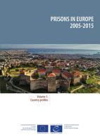 Prisons in Europe 2005 2015 PDF