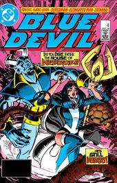 Blue Devil (1984-) #4