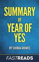 Summary of Year of Yes PDF