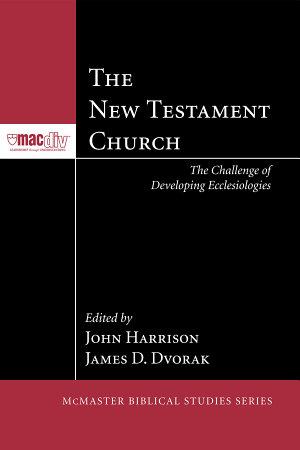 The New Testament Church PDF