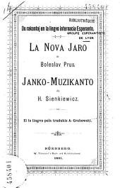 Du Rakontoj en la linguo internacia esperanto: la nova Jaro