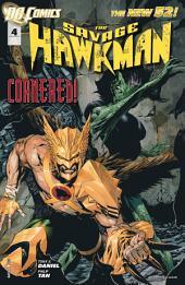 The Savage Hawkman (2012-) #4