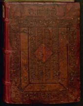 Vocabularius breviloquus cum arte diphthongandi, punctandi et accentuandi