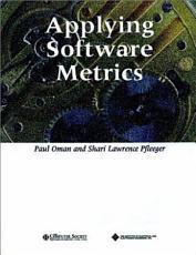Applying Software Metrics PDF