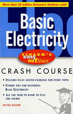 Schaum s Easy Outline of Basic Electricity PDF