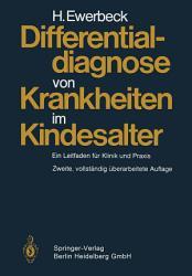 Differentialdiagnose von Krankheiten im Kindesalter PDF