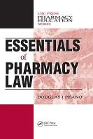 Essentials of Pharmacy Law PDF