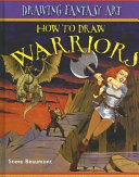 How to Draw Warriors Book