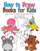 How to Draw Books for Kids Book
