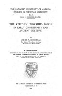 Studies in Christian Antiquity