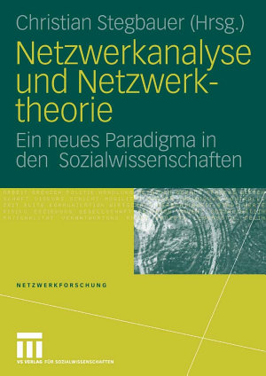 Netzwerkanalyse und Netzwerktheorie PDF