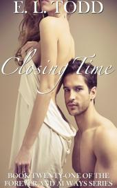 Closing Time (Forever and Always #21)