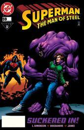 Superman: The Man of Steel (1991-) #59