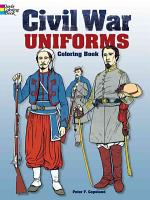 Civil War Uniforms Coloring Book PDF