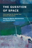The Question of Space PDF