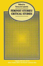Feminist Studies/Critical Studies