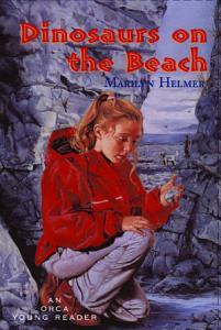 Dinosaurs on the Beach Book