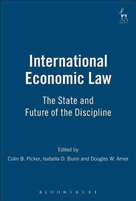 International Economic Law PDF