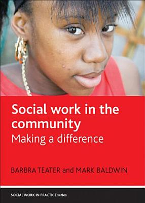 Social Work in the Community PDF