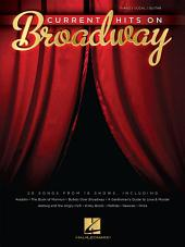 Current Hits on Broadway Songbook