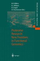 Proteome Research: New Frontiers in Functional Genomics