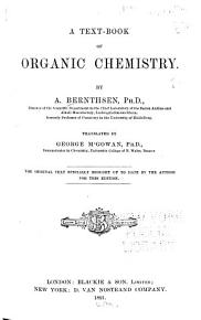 A Text book of Organic Chemistry PDF