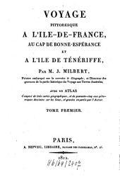 Voyage pittoresque à l'Ile de France et de Teneriffe: Volume1