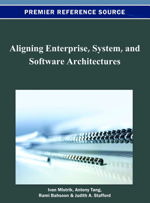 Aligning Enterprise  System  and Software Architectures PDF