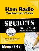 Ham Radio Technician License Exam Secrets Study Guide