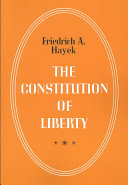 The Constitution of Liberty PDF