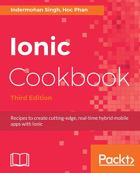Ionic Cookbook PDF