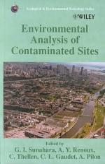 Environmental Analysis of Contaminated Sites