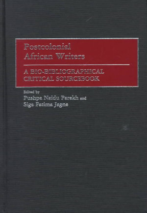 Postcolonial African Writers PDF