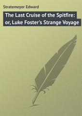 The Last Cruise of the Spitfire: or, Luke Foster's Strange Voyage