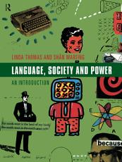 Language  Society and Power PDF