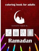 Ramadan Coloring Book for Adults