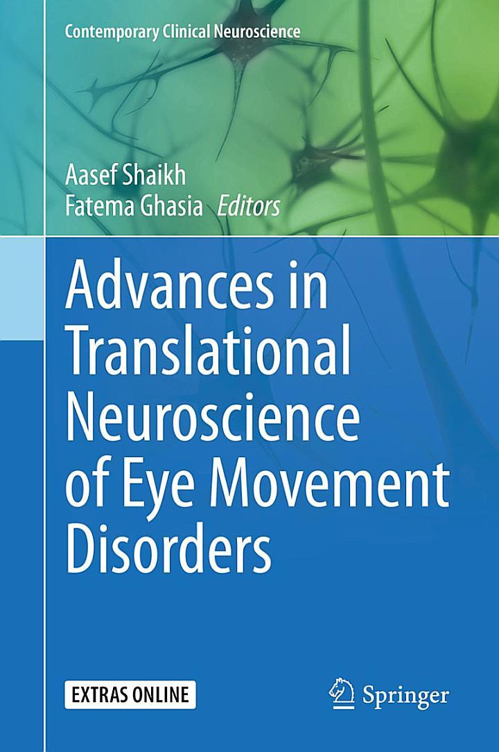 Advances in Translational Neuroscience of Eye Movement Disorders