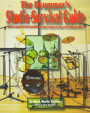 The Drummer s Studio Survival Guide PDF