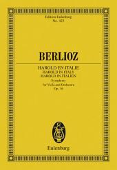 Harold en Italie: Op. 16