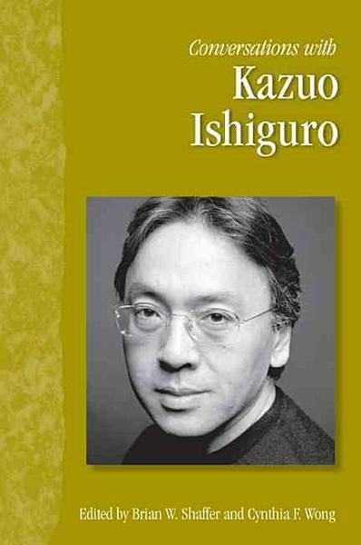 Download Conversations with Kazuo Ishiguro Book