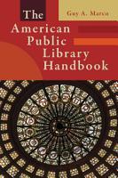 The American Public Library Handbook PDF