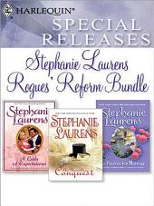 Rogues' Reform Bundle: The Reasons for Marriage\A Lady of Expectations\An Unwilling Conquest