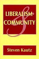 Liberalism and Community PDF