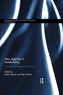 New Agendas In State
