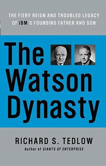 The Watson Dynasty PDF