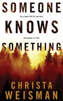 Someone Knows Something Book