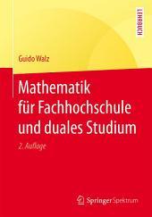 Mathematik für Fachhochschule und duales Studium: Ausgabe 2
