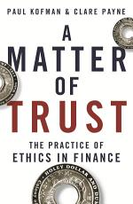 A Matter of Trust PDF