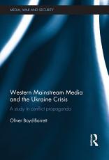 Western Mainstream Media and the Ukraine Crisis PDF